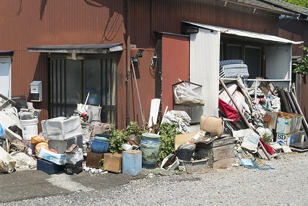 空き家・ゴミ屋敷清掃